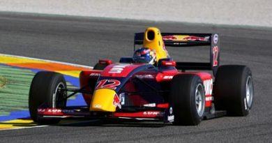 F2: Robert Wickens marca a pole para a abertura da temporada