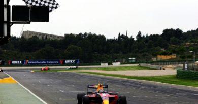F2: Robert Wickens vence novamente em Valência