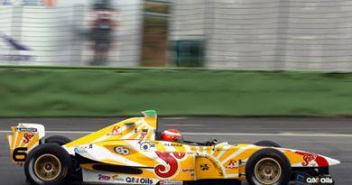 F3000 Européia: Apesar de ser mais uma pista desconhecida, o paulista mostra confiança