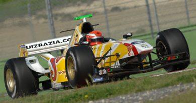 F3000 Européia: Luiz Razia fecha temporada a apenas oito pontos do título