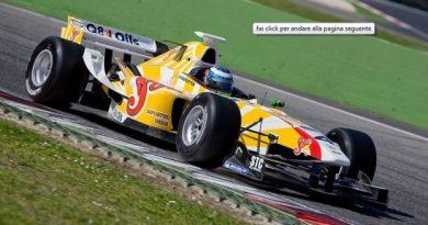 F-3000 Européia: Fábio Beretta disputa o final da temporada neste final de semana