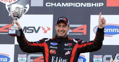 BRDC F4: Matt Bell vence a primeira prova da nova categoria