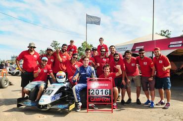 F4 Sul-americana: Rodrigo Pflucker vence última corrida do ano e Garese fatura título em El Pinar