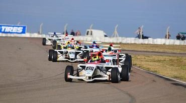 F4 Sul-americana: El Pinar recebe segunda etapa