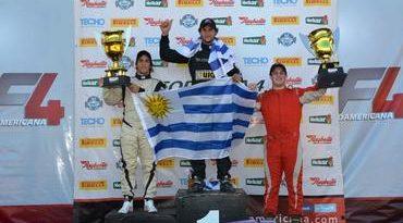 F4 Sul-americana: Francisco Cammarota mantém domínio e vence em Santa Cruz do Sul
