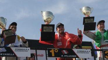 F4 Sul-americana: Rodrigo Pflucker conquista primeira vitória na categoria