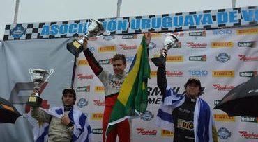 F4 Sudam: Bruno Baptista vence pela primeira vez