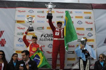F4 Sul-americana: Leandro Guedes ganha segunda prova em El Pinar