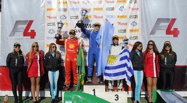 F4 Sul-americana: Federico Iribarne conquista vitória na segunda prova em Mercedes