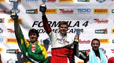 F4 Sudam: Bruno Baptista vence as duas primeiras corridas em Mercedes