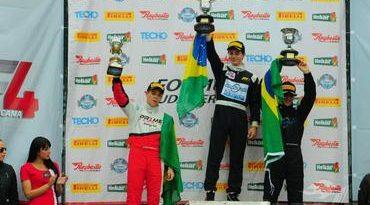 F4 Sudam : Felipe Ortiz vence primeira prova em El Pinar
