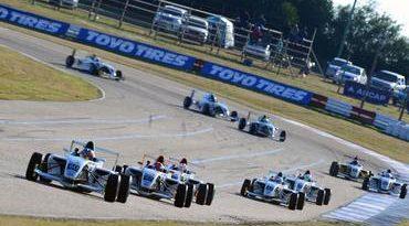 F4 Sul-americana: Casella faz corrida impecável e vence mais uma vez em Mercedes