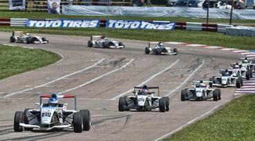 F4 Sul-americana: Pflucker ratifica domínio e vence em Mercedes