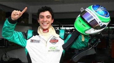 F-Abarth: Nicolas Costa é campeão na Itália