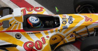 F3000 Européia: Fábio Beretta conheceu a pista de Misano nesta sexta-feira