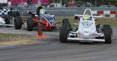 F-Chevrolet Uruguaia: Sara chega em quinto em Piriápolis