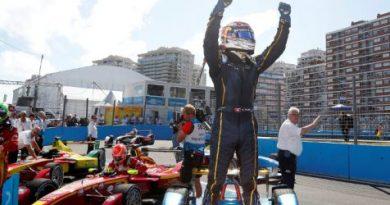 Fórmula-E: Sébastien Buemi vence em Punta del Este