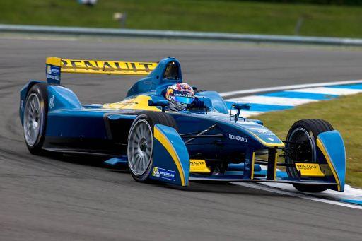 Fórmula-E: Sébastien Buemi é o mais rápido no primeiro teste