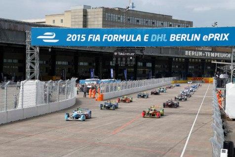 Fórmula-E: Lucas di Grassi é desclassificado, e Jerome d'Ambrosio herda vitória em Berlin