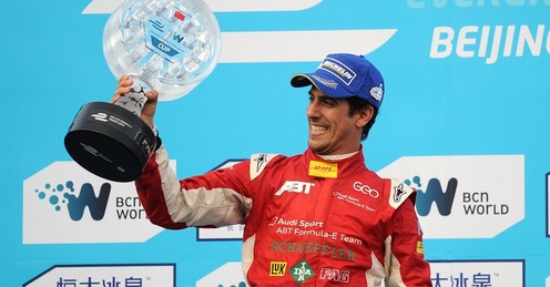 Lucas Di Grassi disputará Stock Car na temporada 2018