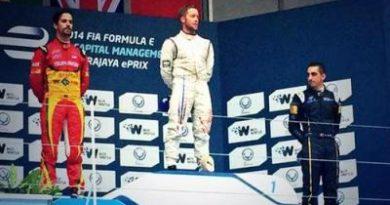 Fórmula E: Sam Bird vence em Putrajaya
