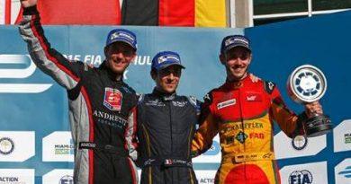 Fórmula-E: Nicolas Prost vence em Miami