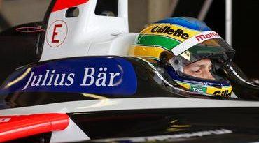 Fórmula E: Bruno Senna fecha testes em Donington em 6º