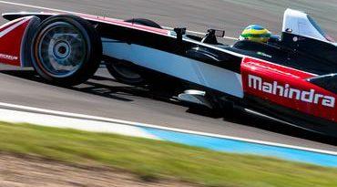 Fórmula E: Buemi lidera, Bruno Senna é 7º em Donington