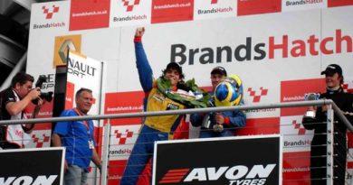 F-Ford Inglesa: Mineiro Victor Corrêa pronto para sua estréia oficial em Silverstone