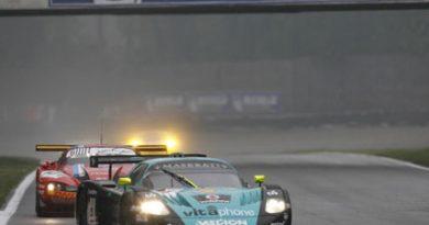 FIA GT: Xandinho Negrão sai em 3º no GP da Itália