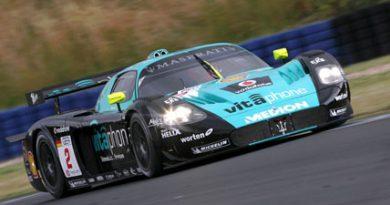 FIA GT: Xandinho Negrão corre atrás da liderança