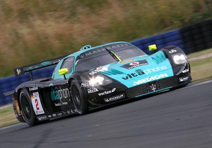 FIA GT: Xandinho Negrão larga em 11º na Bélgica