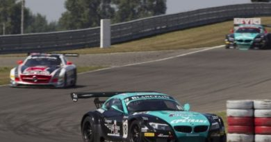 FIA GT1: Buurman/Bartels vence as duas provas no Slovakia Ring