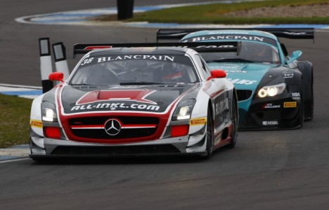 FIA GT1: Mesmo punidos, Marc Basseng/Markus Winkelhock são os Campeões de 2012