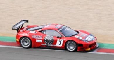 FIA GT1: Kox/Rosina e Vilander/Salaquarda vencem na Alemanha