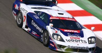 FIA GT: Pedro Lamy marca a pole-position para as 24 Horas de Spa