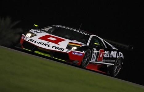 FIA GT: Nicky Pastorelli faz a pole em Abu Dhabi