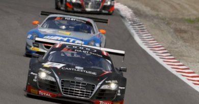 FIA GT Series: Stéphane Ortelli/ Laurens Vanthoor vencem prova classificatória em Zandvoort