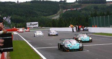 FIA GT: Maserati MC 12 vence as 24 Horas de Spa-Francorchamps. Xandinho Negrão é 2º