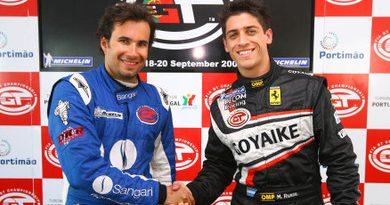 FIA GT: Enrique Bernoldi marca a pole em Portimão