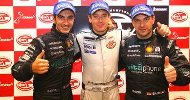 FIA GT: Michael Bartels/ Andrea Bertolini são tri-campeões consecutivos