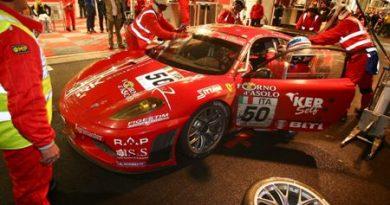 FIA GT: Problema com macaco pneumático deixa Melo Jr. em terceiro nas 24 Horas de Spa