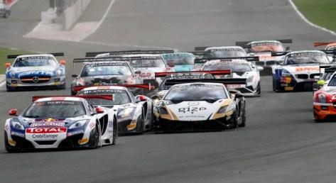 FIA GT Series: Sébastien Loeb/Álvaro Parente vencem as duas provas em Navarra