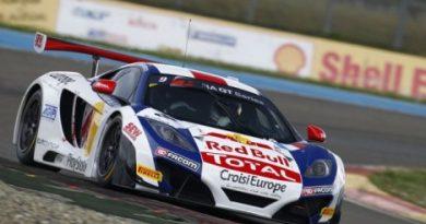 FIA GT Series: Sébastien Loeb/Alvaro Parente vencem prova classificatória em Nogaro