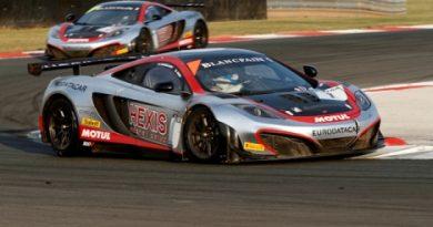 FIA GT: Makowiecki/Dusseldorp vencem as duas provas em Navarra