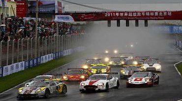 FIA GT: Young Driver vence as duas provas em Pequim