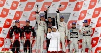 FIA GT: Clivio Piccione/ Stef Dusseldorp vencem a prova principal em Abu Dhabi