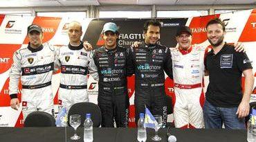 FIA GT1: Bernoldi crava a pole position em Interlagos