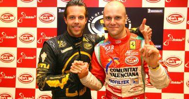 FIA GT: Anthony Kumpen marca a pole em Zolder