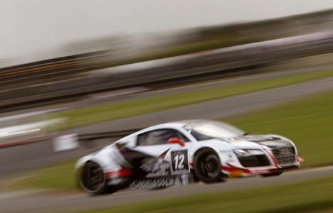 FIA GT Series: FIA GT Series: René Rast marca a pole em Nogaro